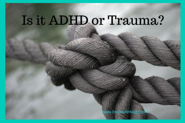 adhd childhood trauma