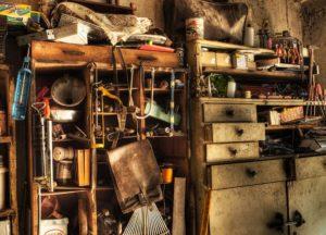 3 criteria of clutter