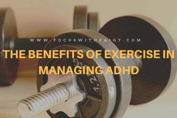 benefits of exercise and adhd